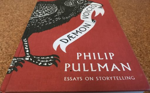 Cover of Philip Pullman book