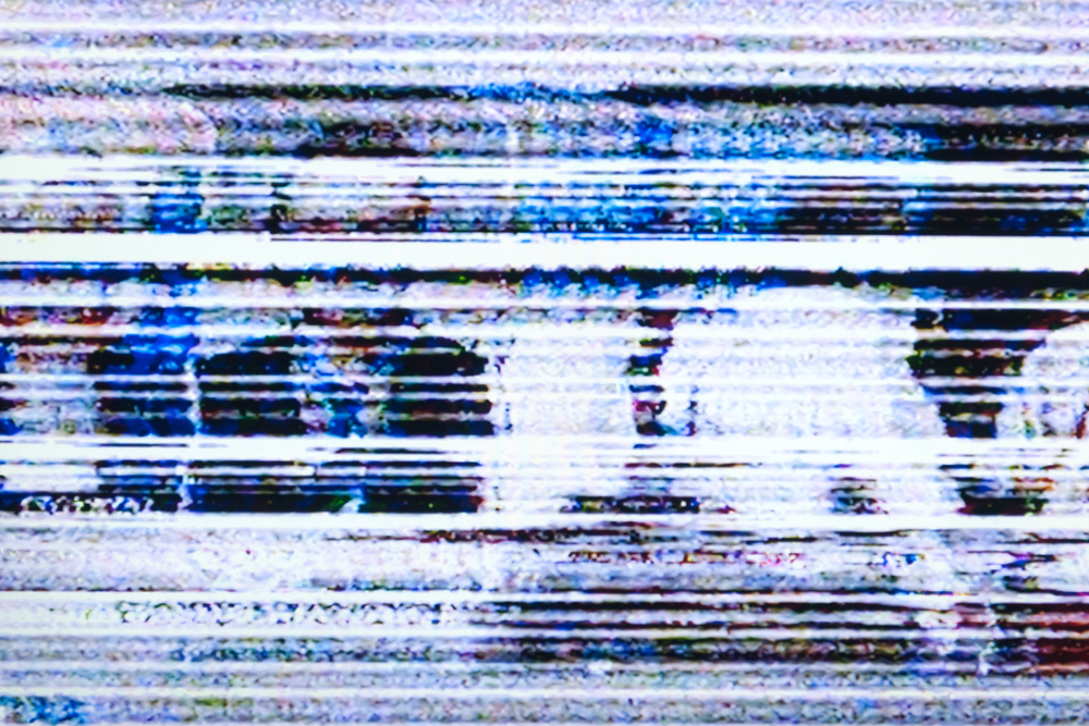 Noise Interference on TV screen